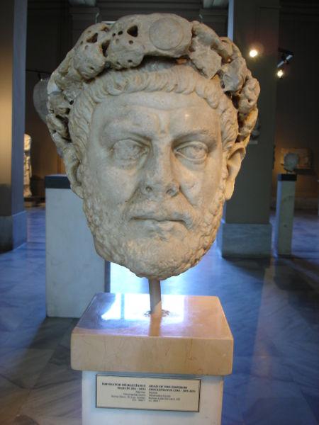La construcción de la Tetrarquía: Diocleciano | Histórico Digital