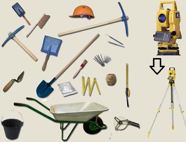 La excavaci n arqueol gica hist rico digital for Herramientas de campo