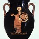 Iconografía clásica de Atenea