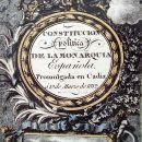 Constitución de 1812 (comentario de texto)