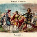 Roberto il Diávolo. La Flaca 16-5-1869