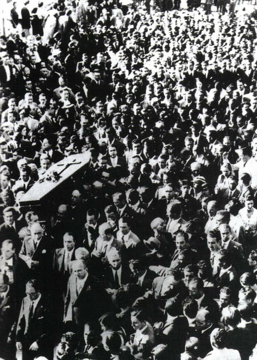 Funeral de Calvo Sotelo