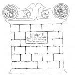 Reconstrucción de un altar funerario