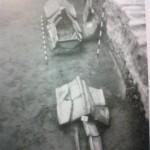 Tumba de inhumación con cubierta de Tegulae