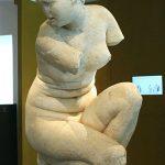 Afrodita agachada. s. II d.C. Museo Arqueológico y Etnológico de Córdoba