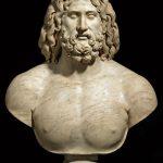 Busto de mármol de Zeus. Museo Británico (2)