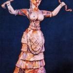 Diosa de las Serpientes