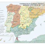 España. Confirmación de los reinos cristianos. Imperio Almohad