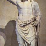 Estatua de Júpiter de Smyrna. Colecciones reales francesas. Louvre (5)