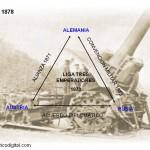 Alianzas  entre 1871 y 1878