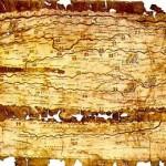 Tabla de Peutinger con el Itinierarium Antonini Augusti