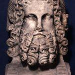 Busto de mármol de Zeus-Ammon. Museo Británico (3)